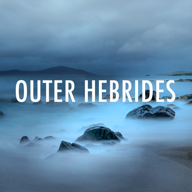 Outer Hebrides Fine Art Prints