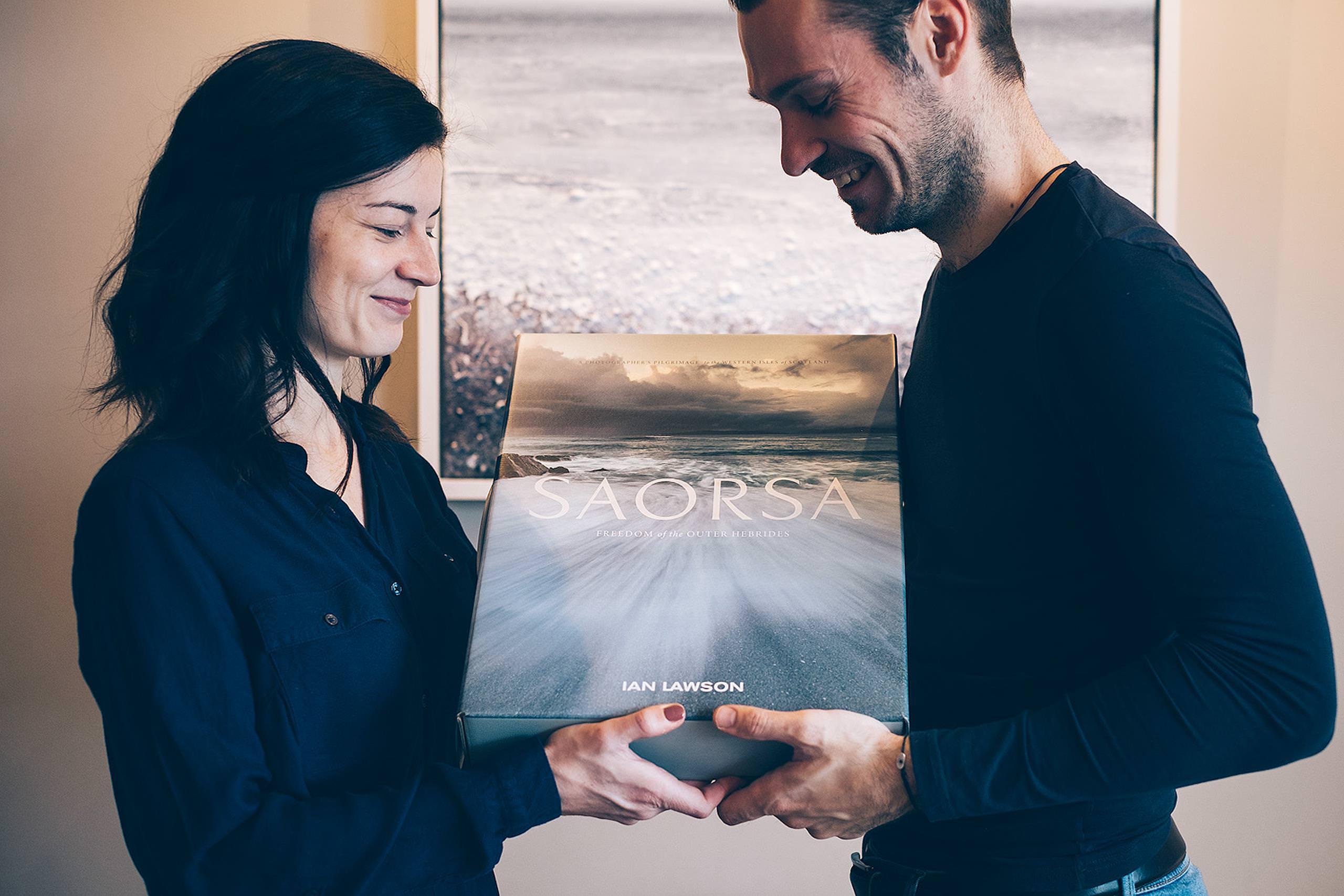 Carolin & Nils Stierand - Saorsa Book
