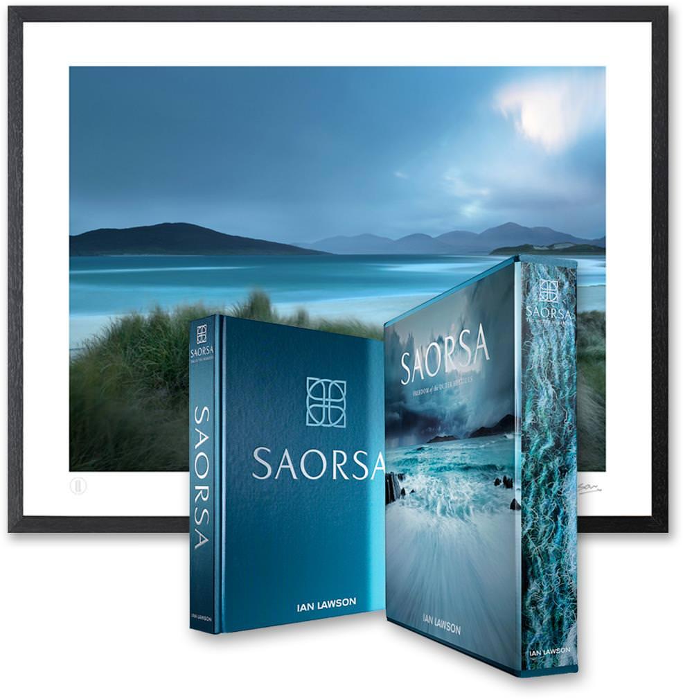 Ian Lawson - Saorsa Book