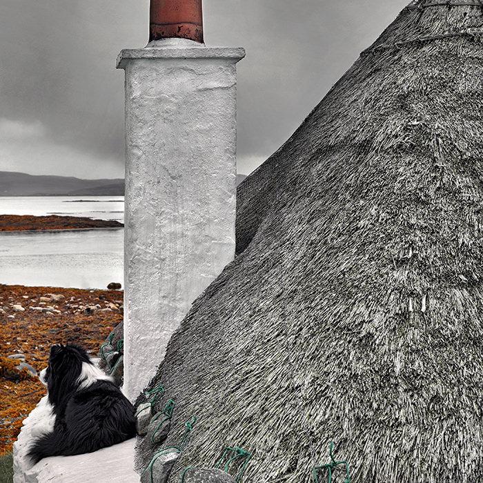 Ian Lawson - Saorsa Harris Tweed
