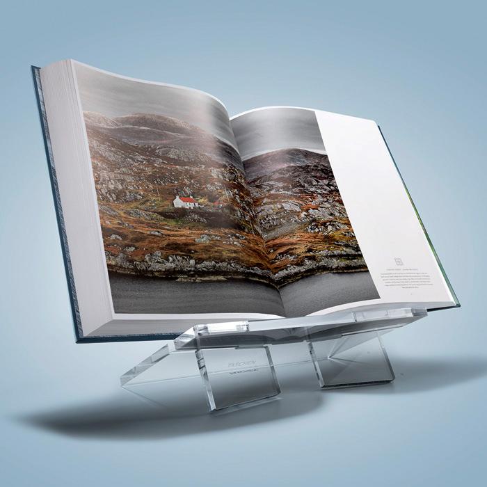 Ian Lawson - Saorsa Book Stand