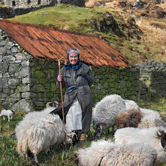 Ian Lawson - Out Hebrides Shepherd