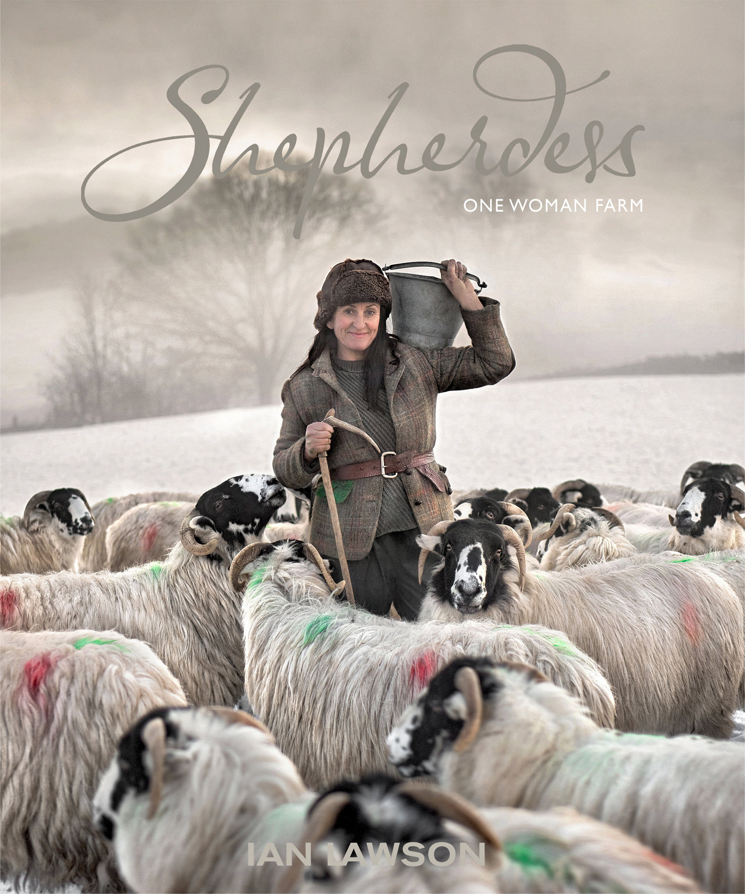 Ian Lawson - shepherdess Book