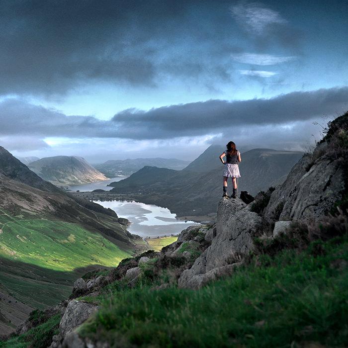 Ian Lawson - Shepherdess