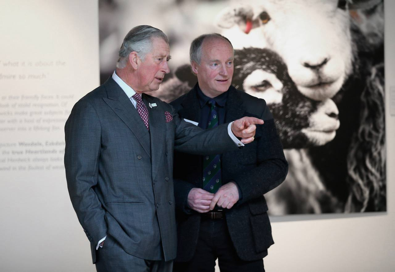 Ian Lawson - Exhibition HRH Prince Charles