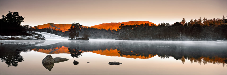 Ian Lawson - Awakening (Tarn Hows, Coniston)