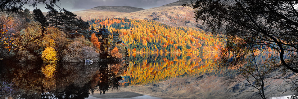 Ian Lawson - Beautiful Scar (Thirlmere)