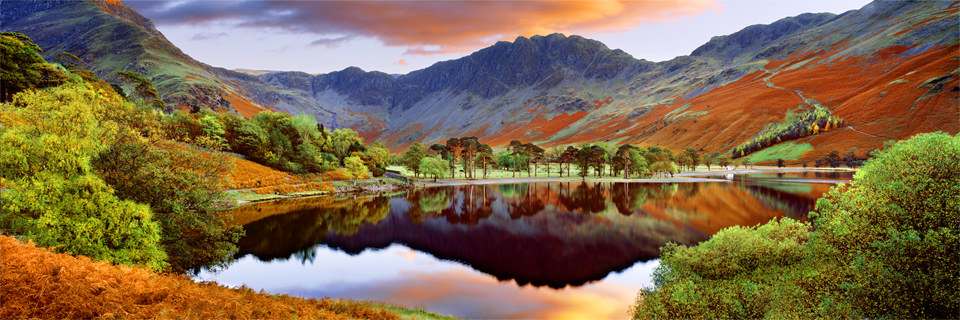 Ian Lawson - Beauty of Buttermere (Buttermere