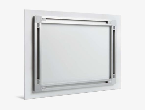 Dibond Borderless Aluminium Sub Frame