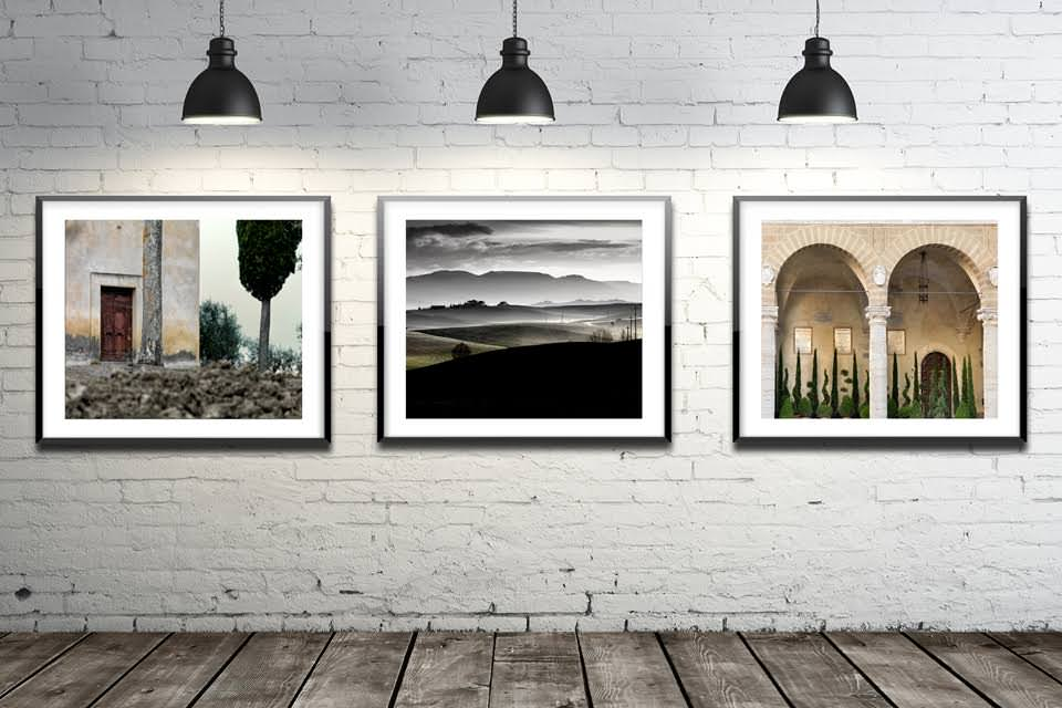 Ian Lawson - Framed Fine Art Prints