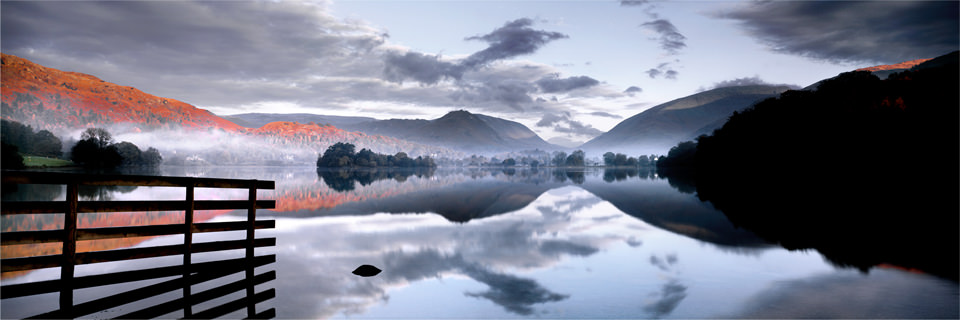 Ian Lawson - Light in the Heavens (Wasdale)