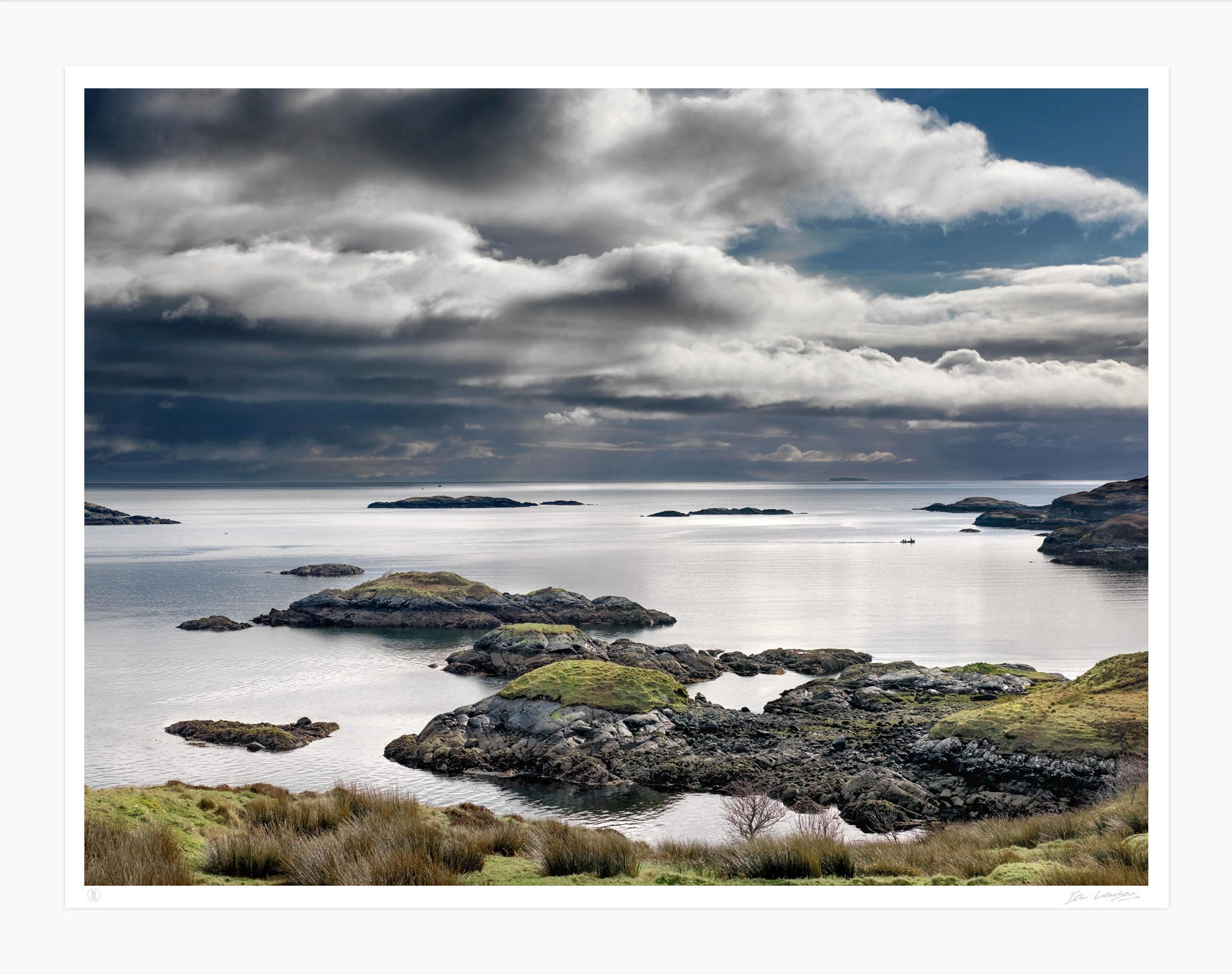 Silvered Sea